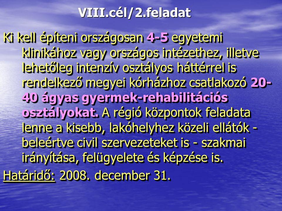 VIII.cél/2.feladat
