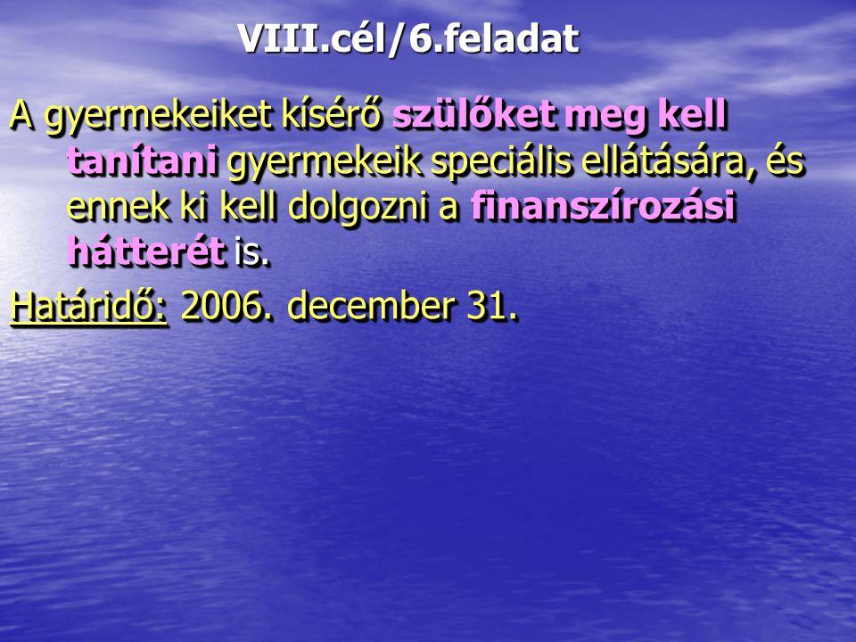 VIII.cél/6.feladat