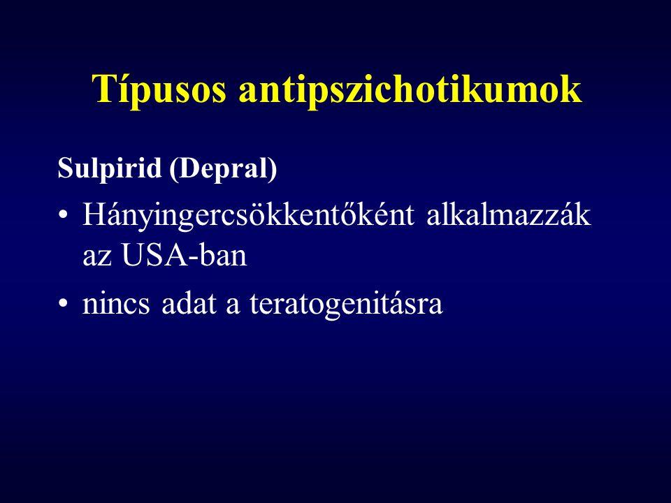 Típusos antipszichotikumok