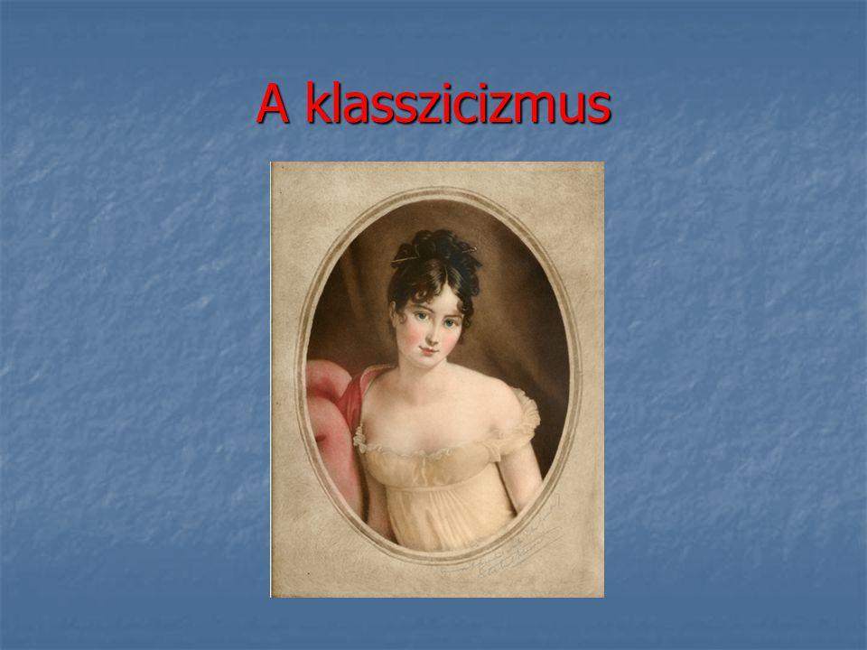 A klasszicizmus
