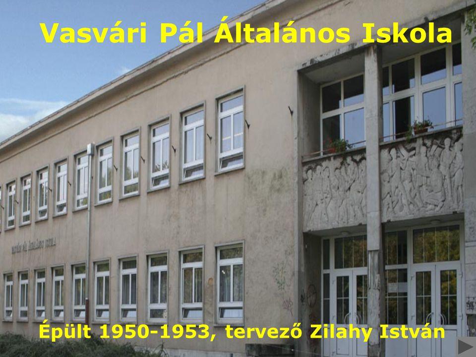 Vasvári Pál Általános Iskola