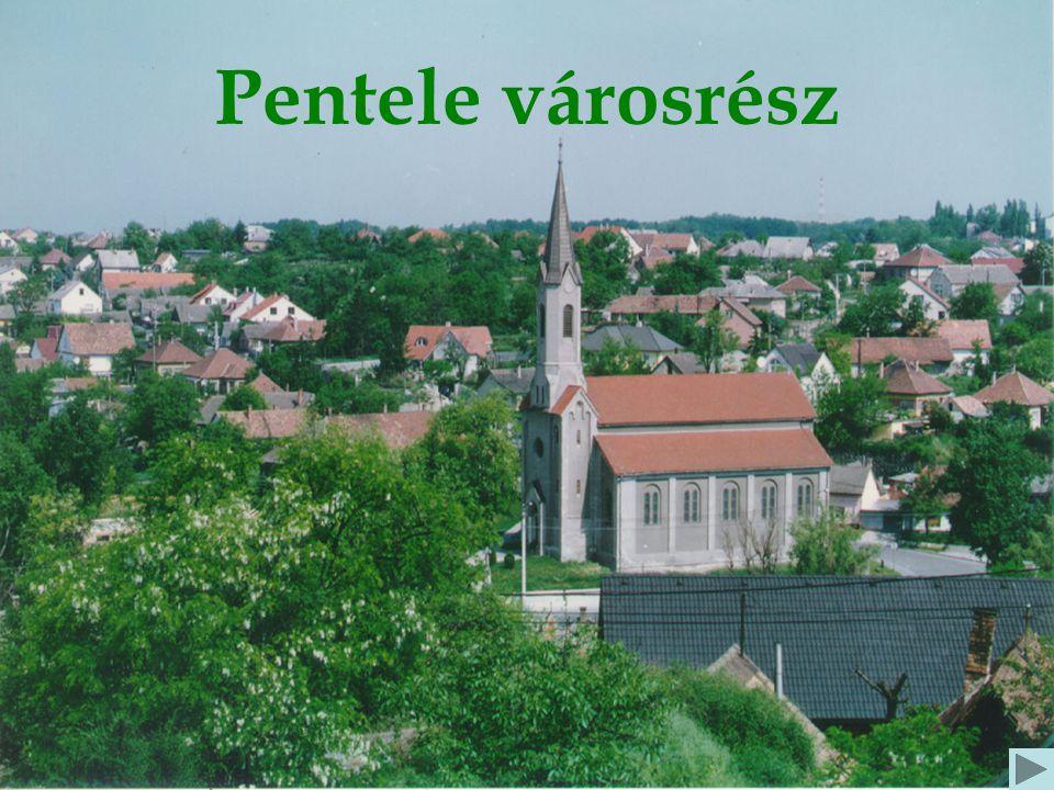 Pentele városrész
