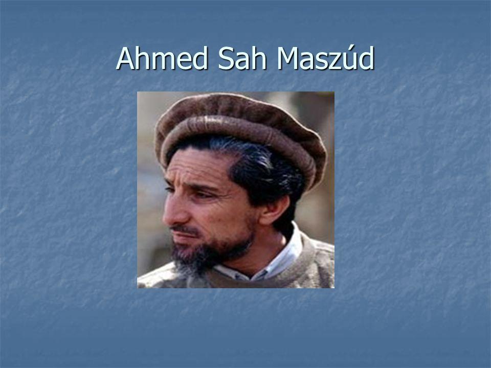 Ahmed Sah Maszúd
