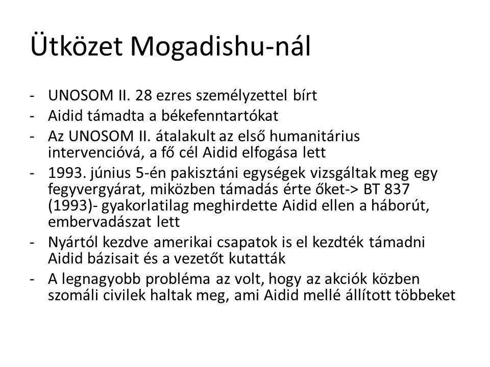 Ütközet Mogadishu-nál