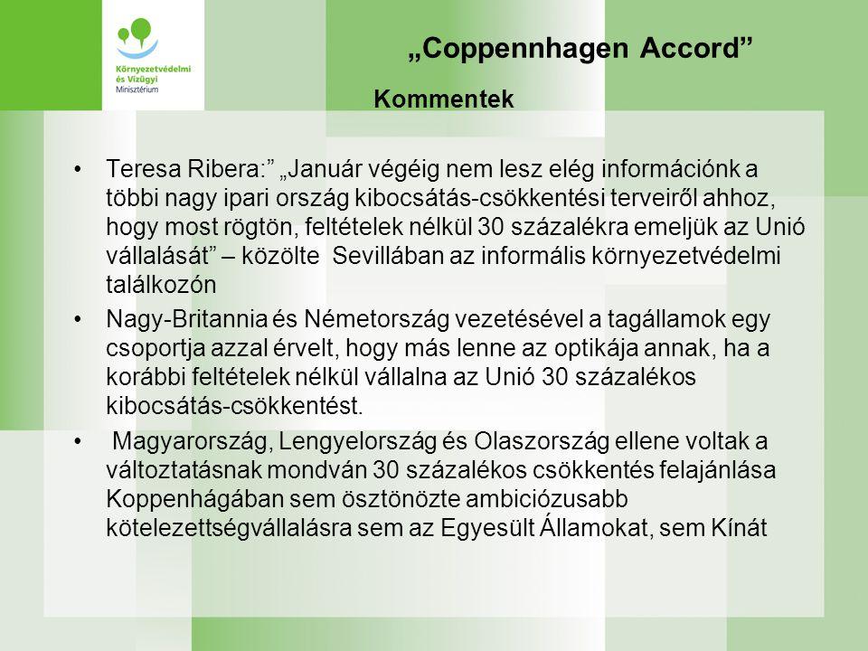 """""""Coppennhagen Accord"""