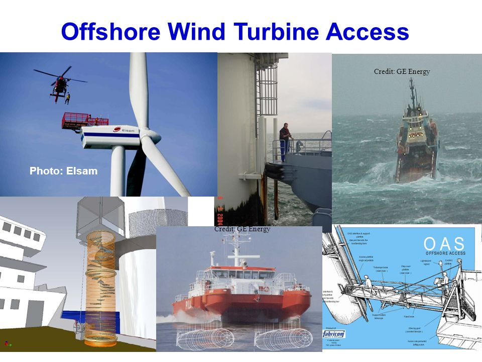 Offshore Wind Turbine Access