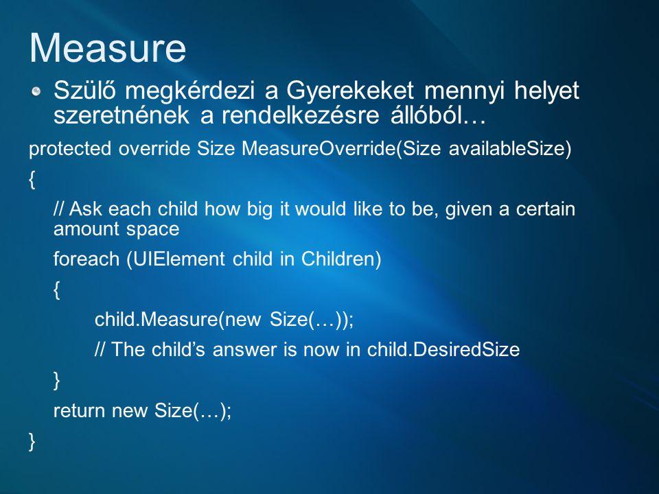 Measure Szülő megkérdezi a Gyerekeket mennyi helyet szeretnének a rendelkezésre állóból…