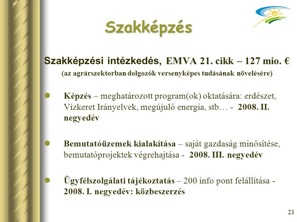 (az agrárszektorban dolgozók versenyképes tudásának növelésére)