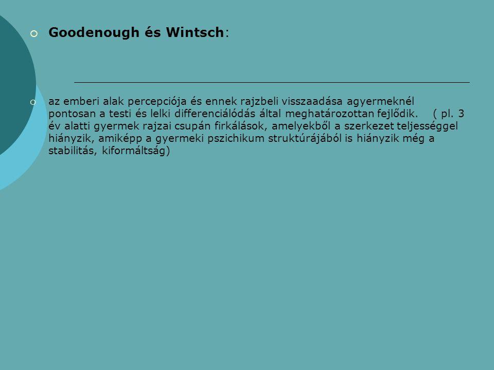 Goodenough és Wintsch: