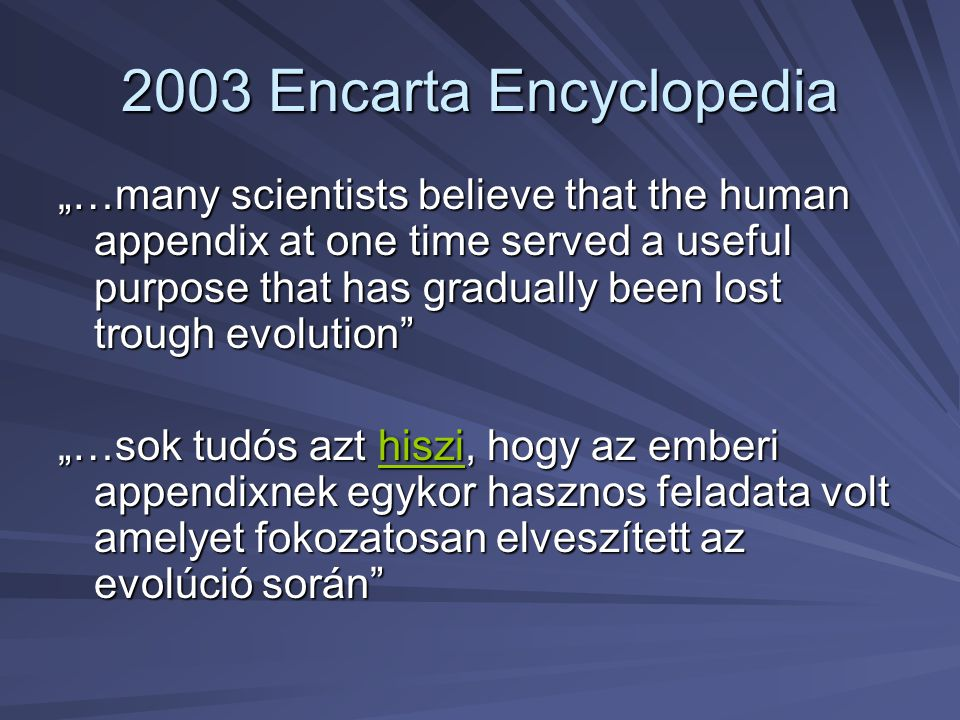 2003 Encarta Encyclopedia