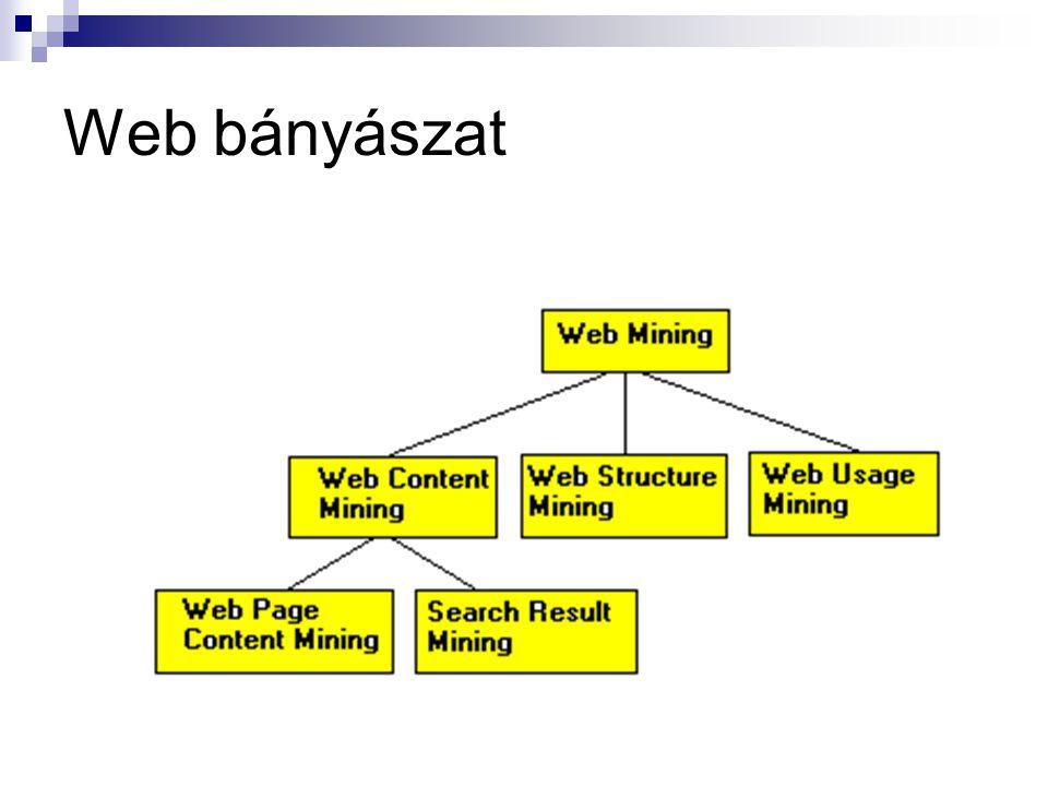 Web bányászat