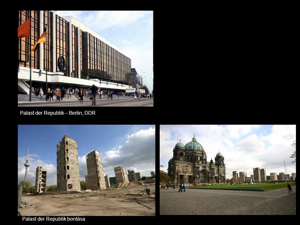 Palast der Republik – Berlin, DDR