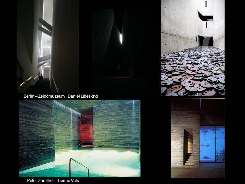 Berlin – Zsidómúzeum - Daniel Libeskind