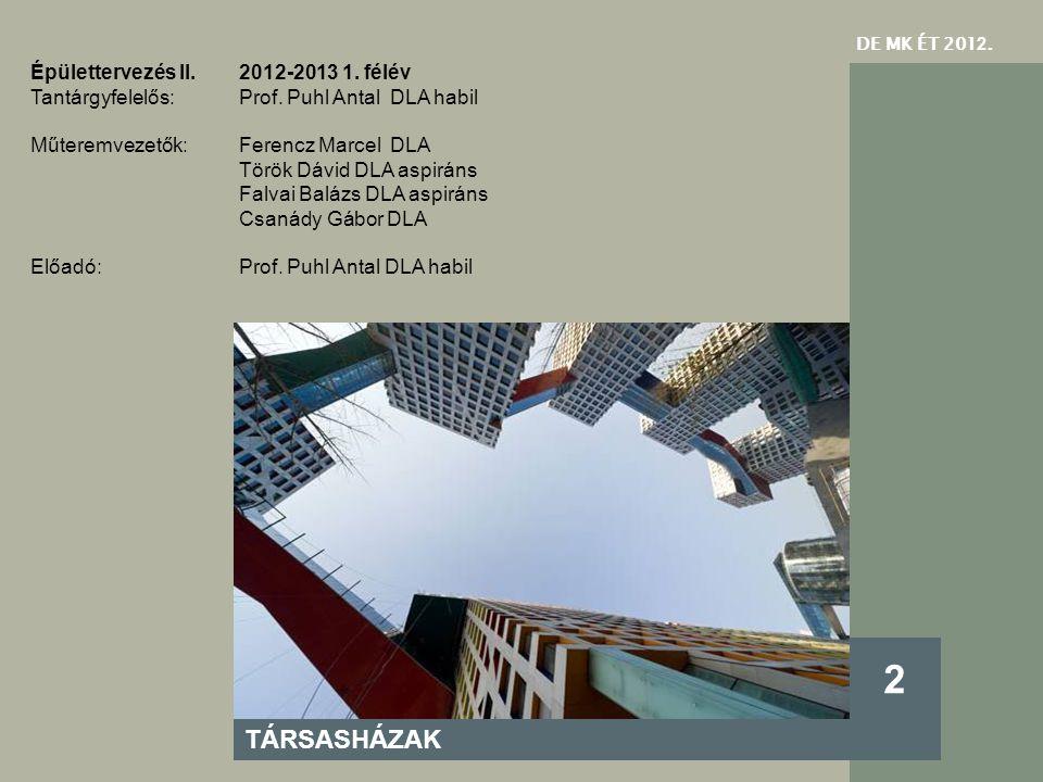 DE MK ÉT 2012.