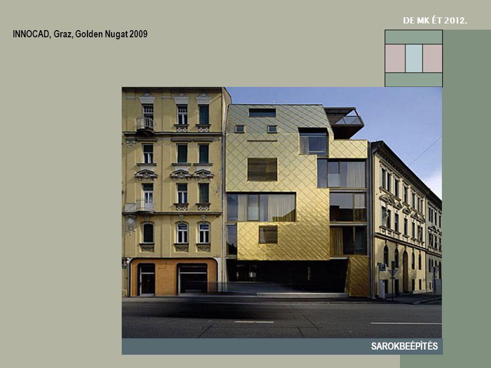 INNOCAD, Graz, Golden Nugat 2009