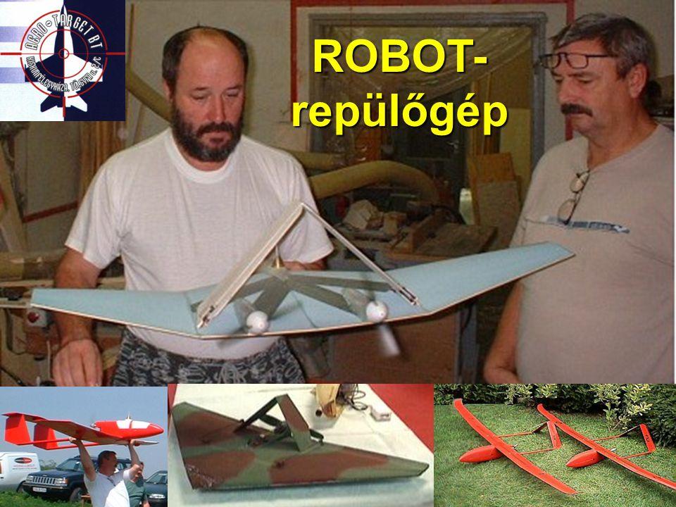 ROBOT-repülőgép
