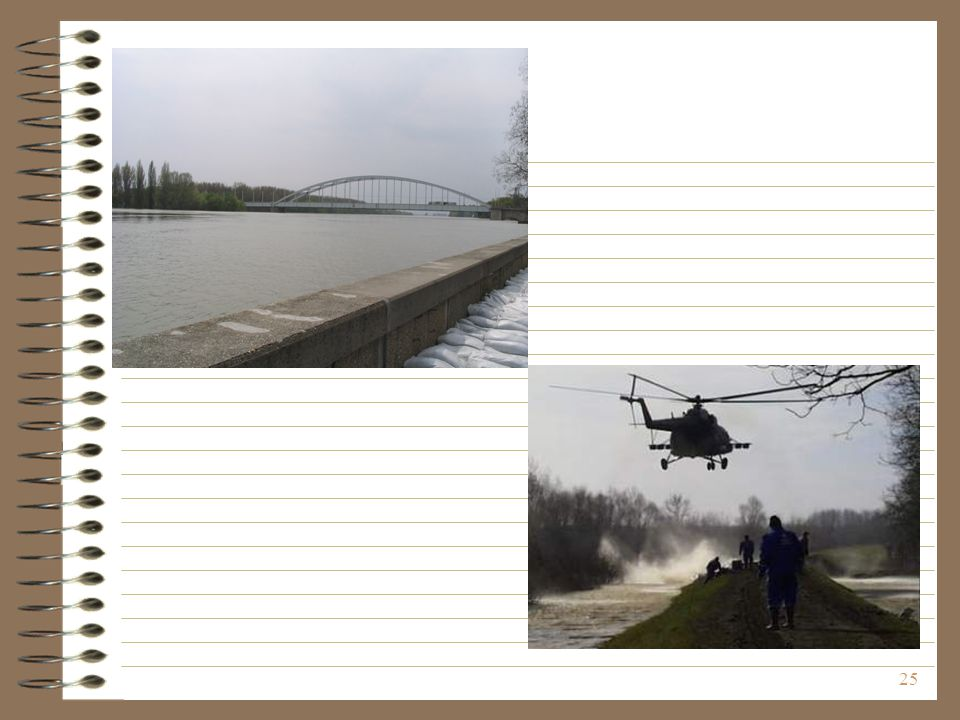 A katasztrófák megelőzése és a következmények felszámolása
