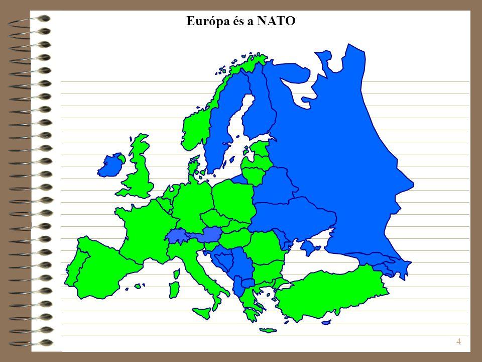 Európa és a NATO