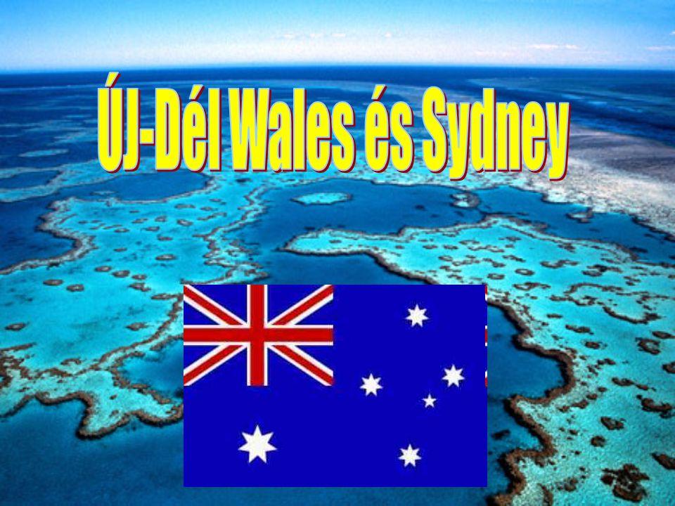 ÚJ-Dél Wales és Sydney