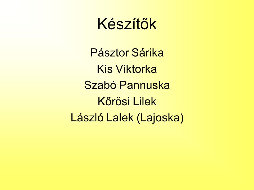 László Lalek (Lajoska)