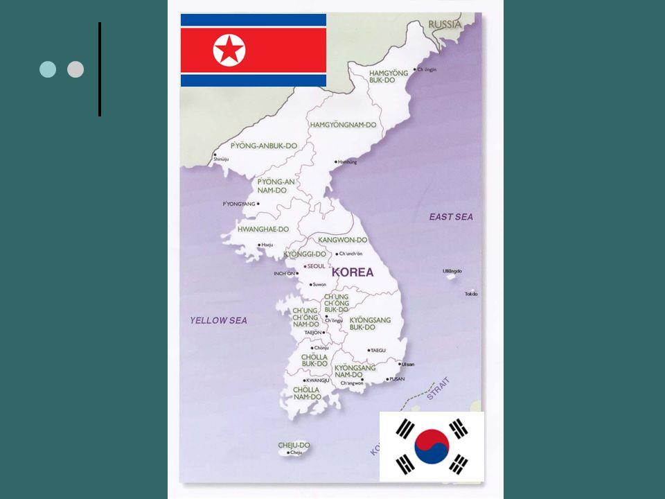 Észak-, Dél-Korea