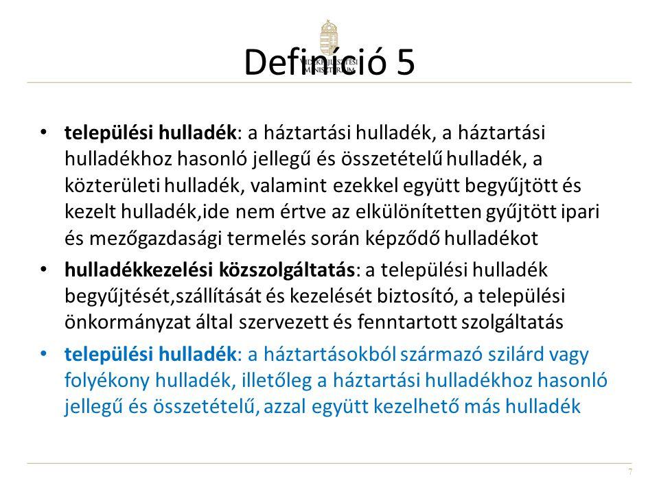 Definíció 5