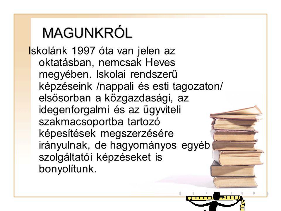 MAGUNKRÓL