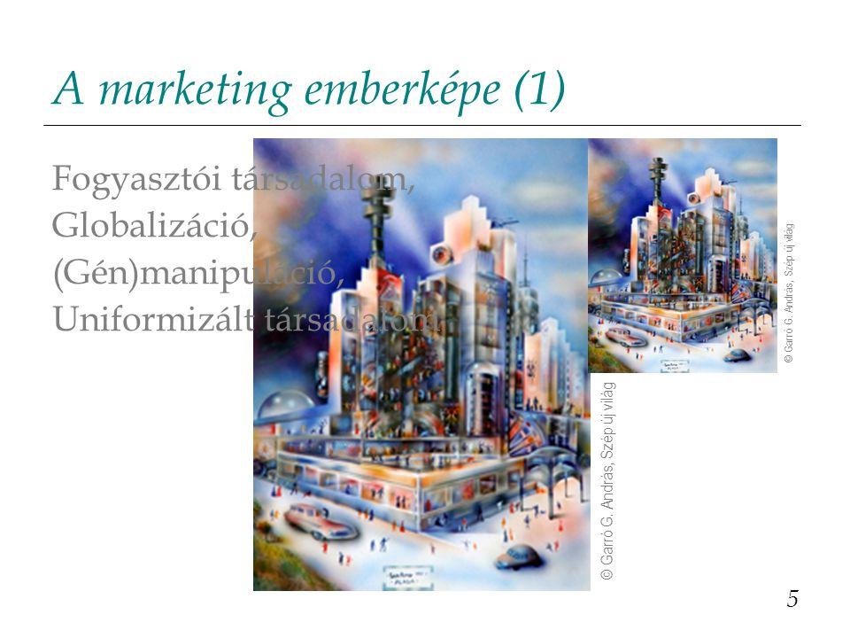 A marketing emberképe (1)