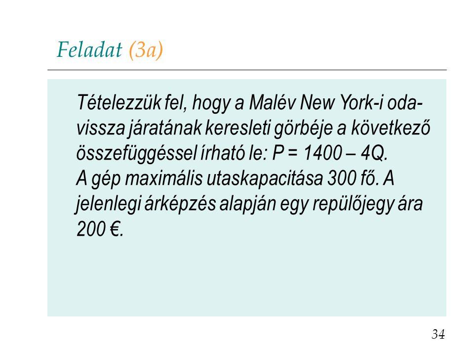 Feladat (3a)
