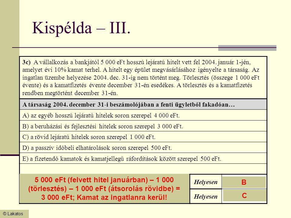 Kispélda – III.