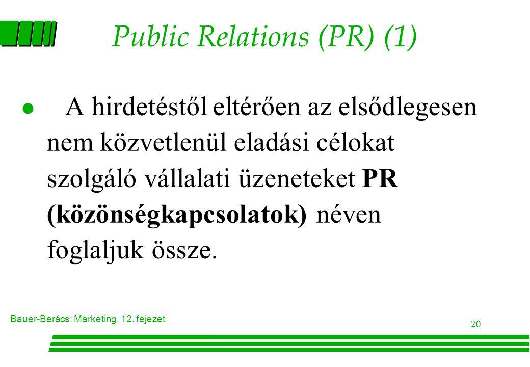 Public Relations (PR) (1)