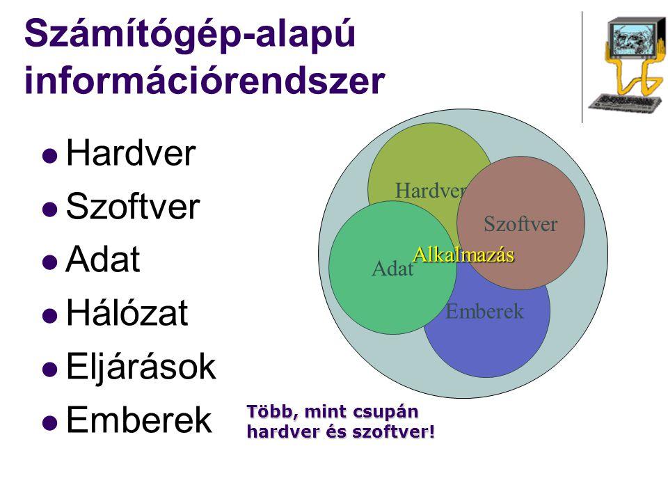 Számítógép-alapú információrendszer