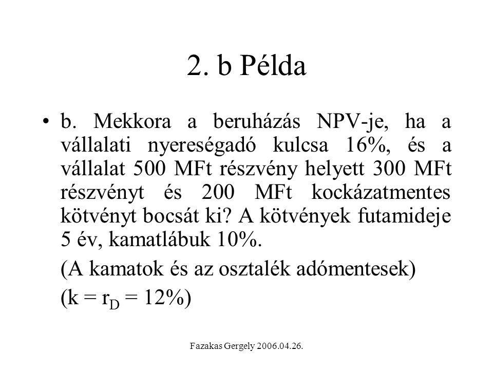 2. b Példa