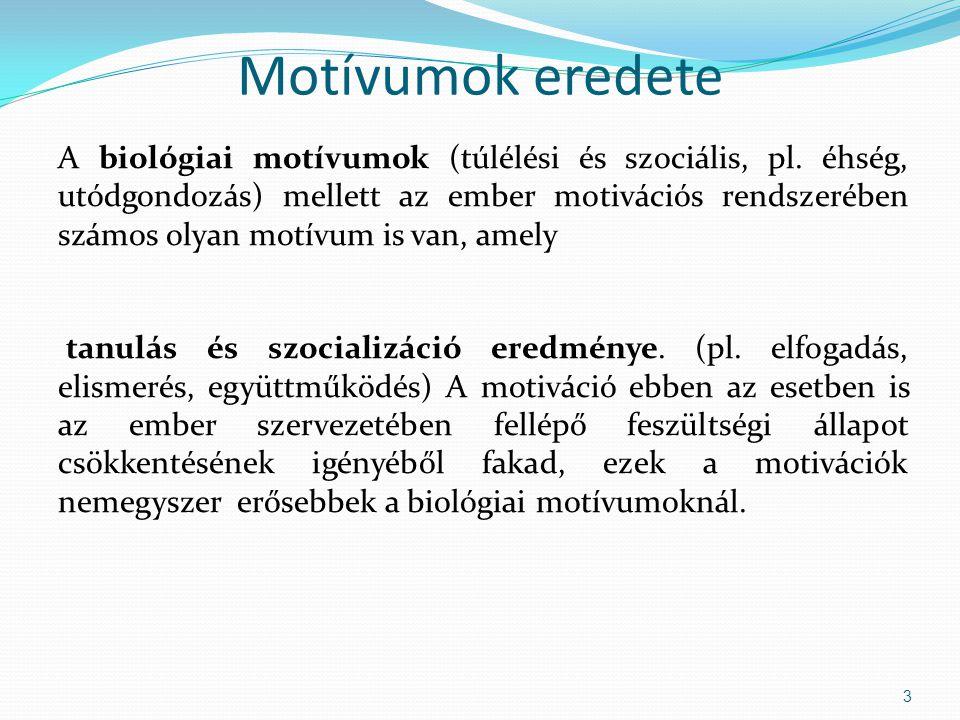 Motívumok eredete