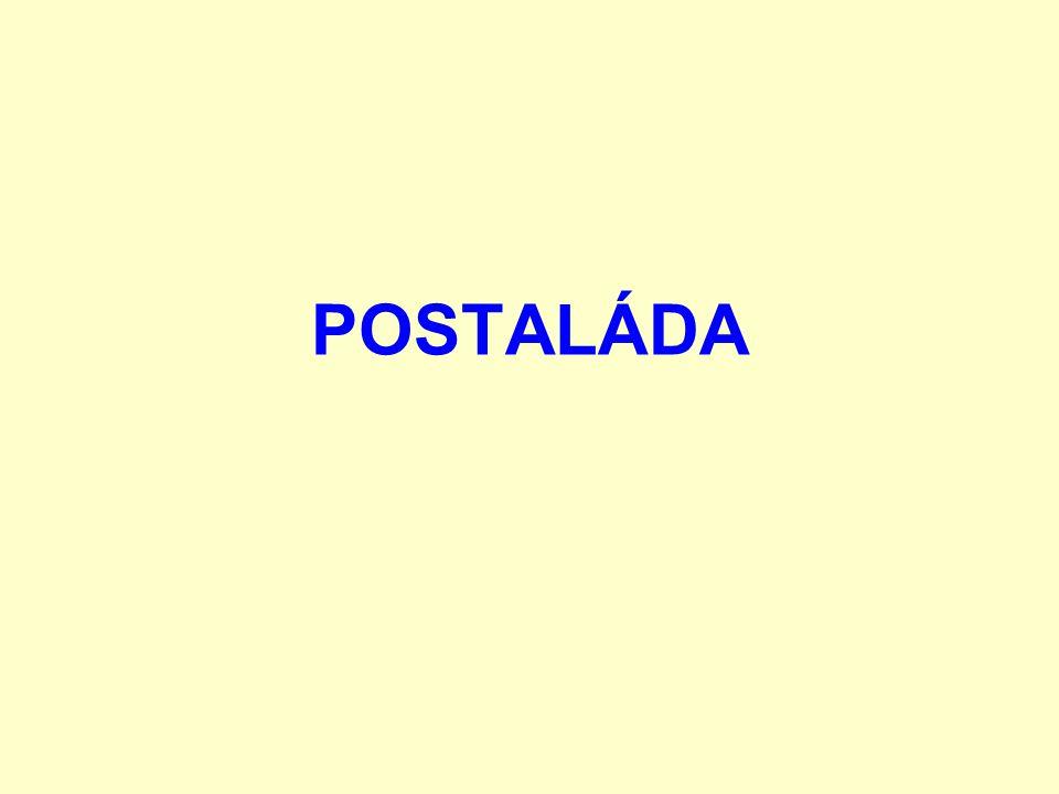 POSTALÁDA