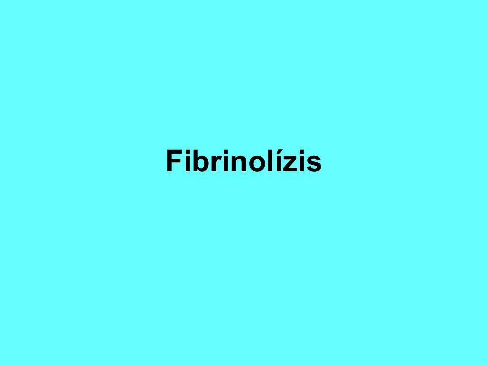 Fibrinolízis