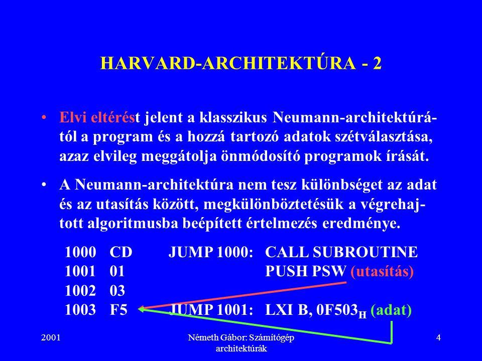 HARVARD-ARCHITEKTÚRA - 2
