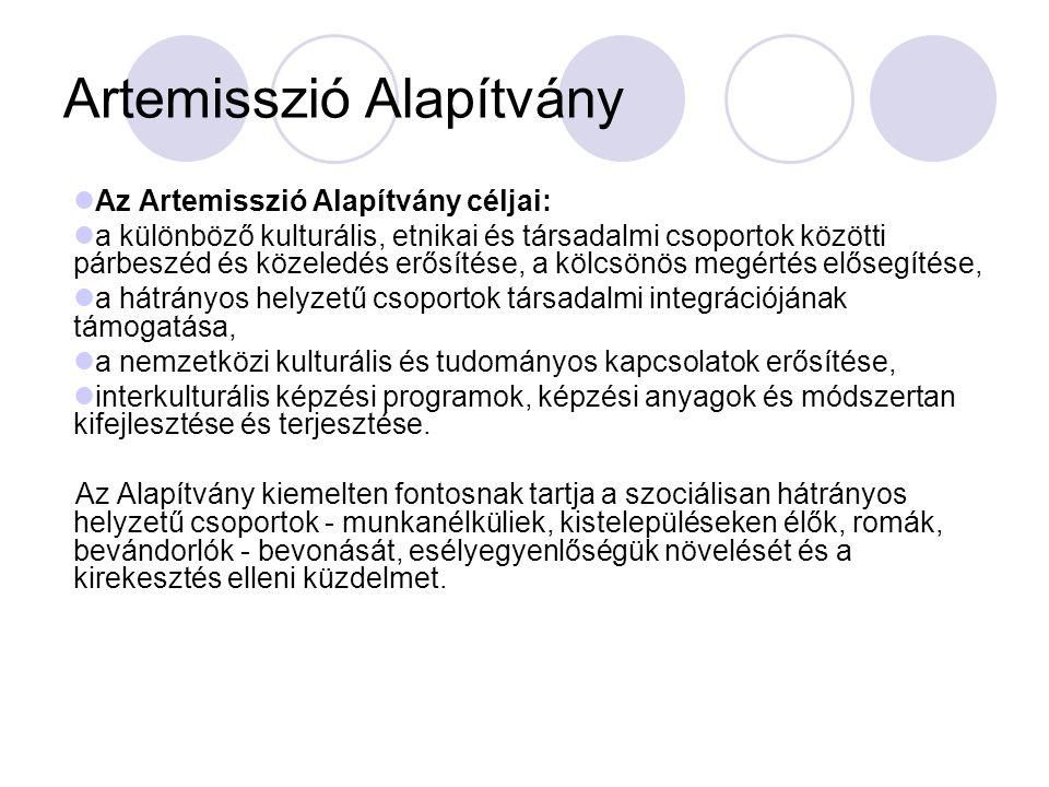 Artemisszió Alapítvány