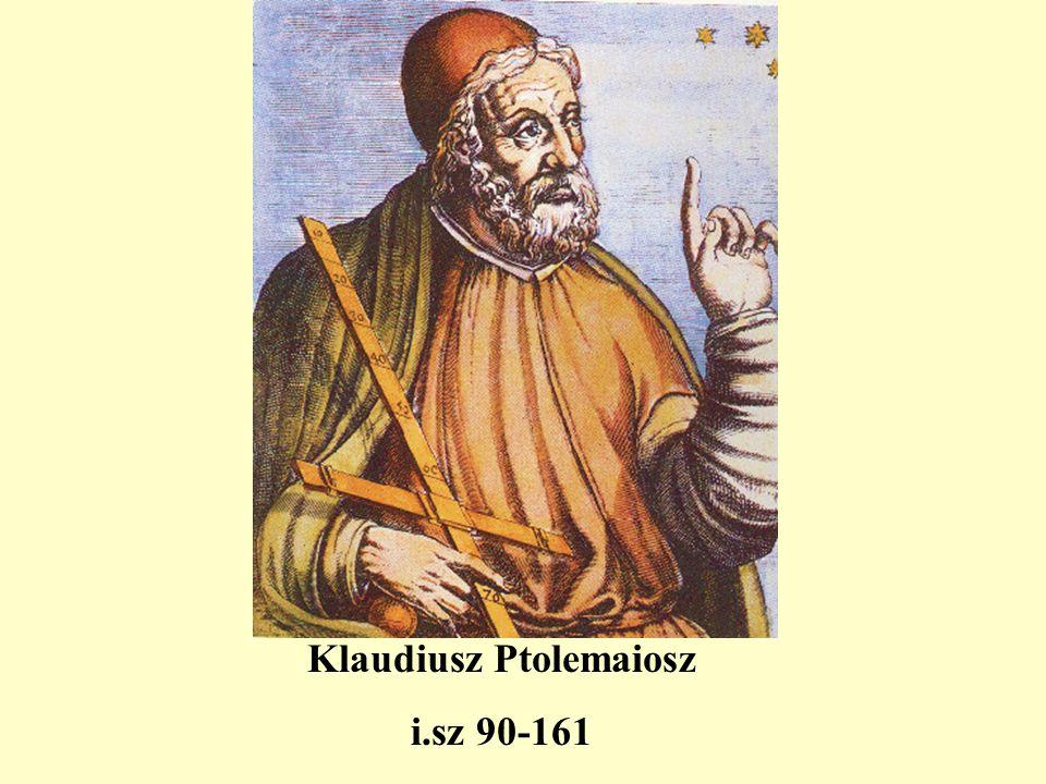 Klaudiusz Ptolemaiosz