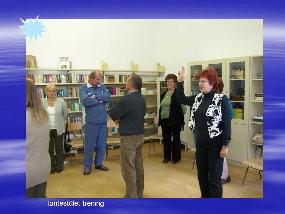 Tantestület tréning