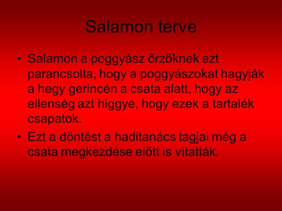 Salamon terve