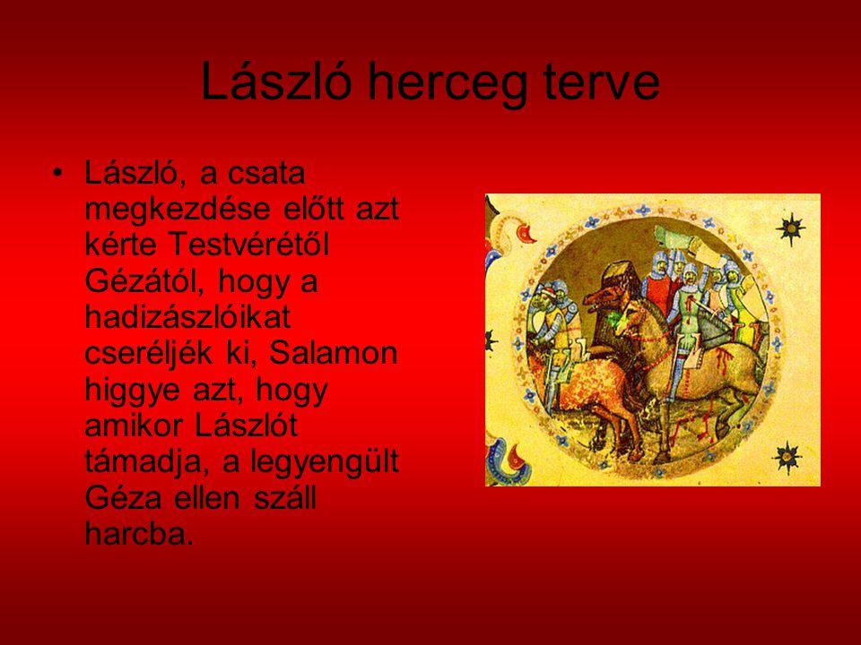 László herceg terve