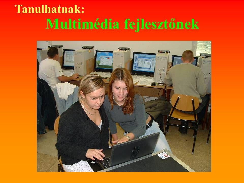 Multimédia fejlesztőnek