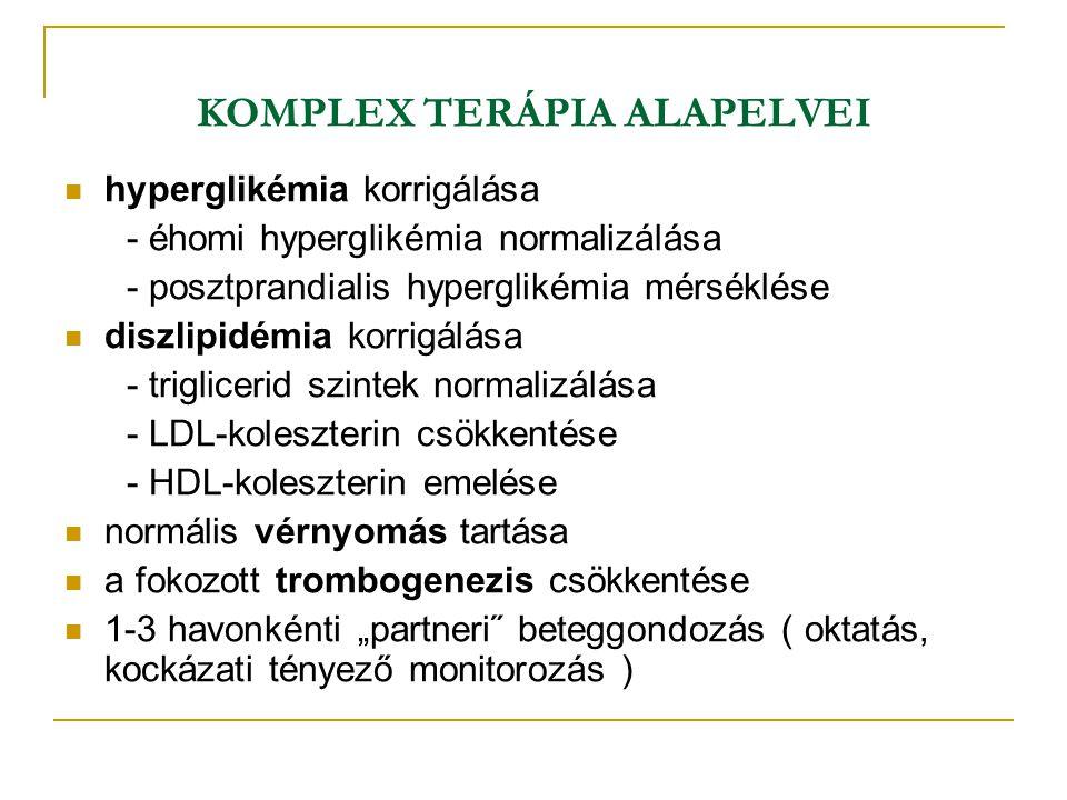 KOMPLEX TERÁPIA ALAPELVEI