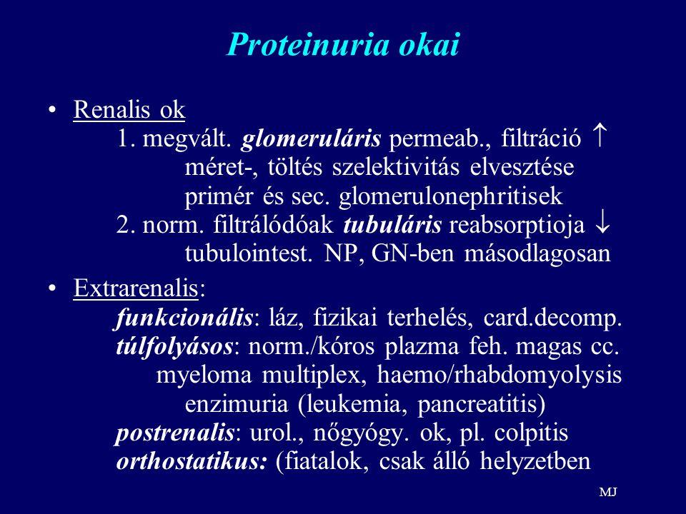 Proteinuria okai