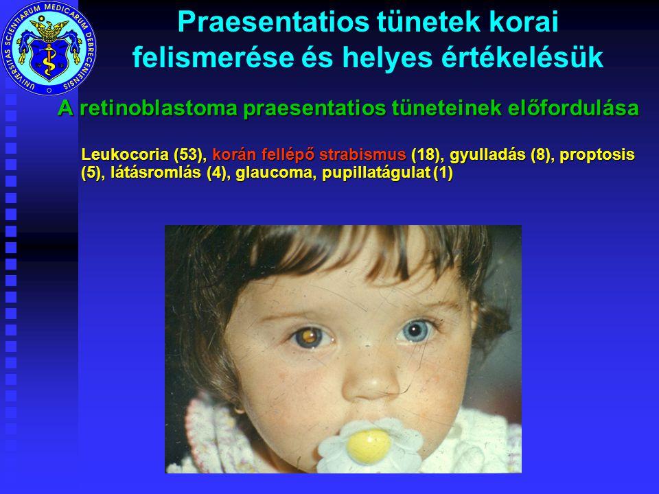 Praesentatios tünetek korai felismerése és helyes értékelésük