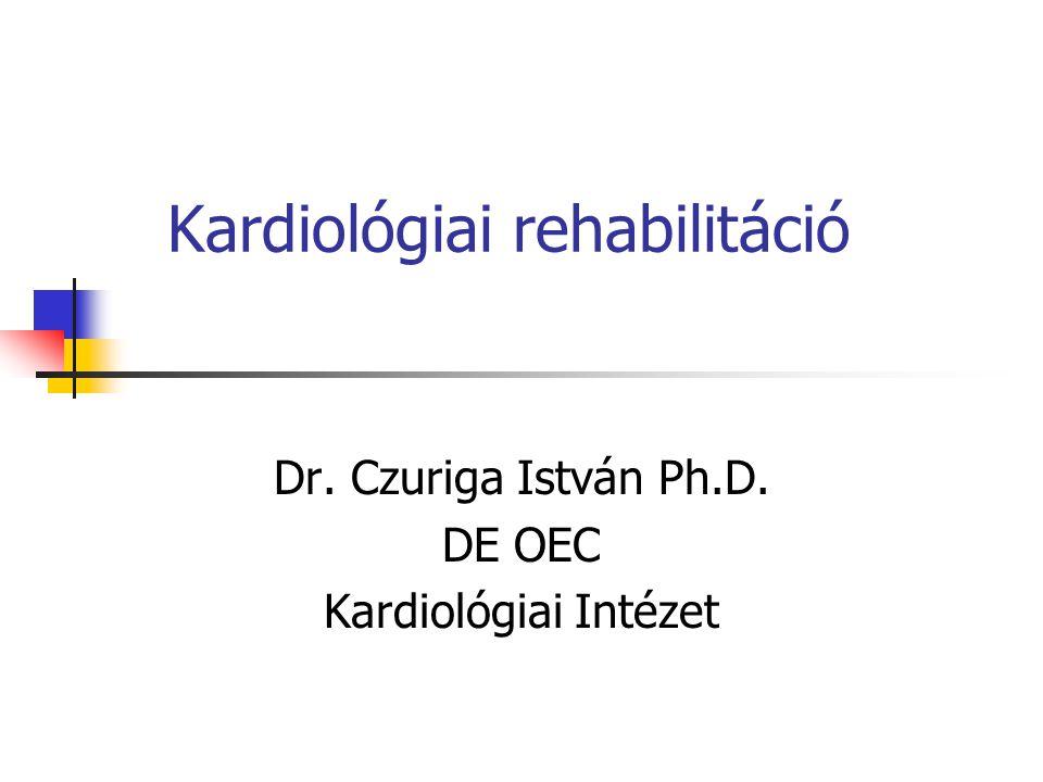 Kardiológiai rehabilitáció