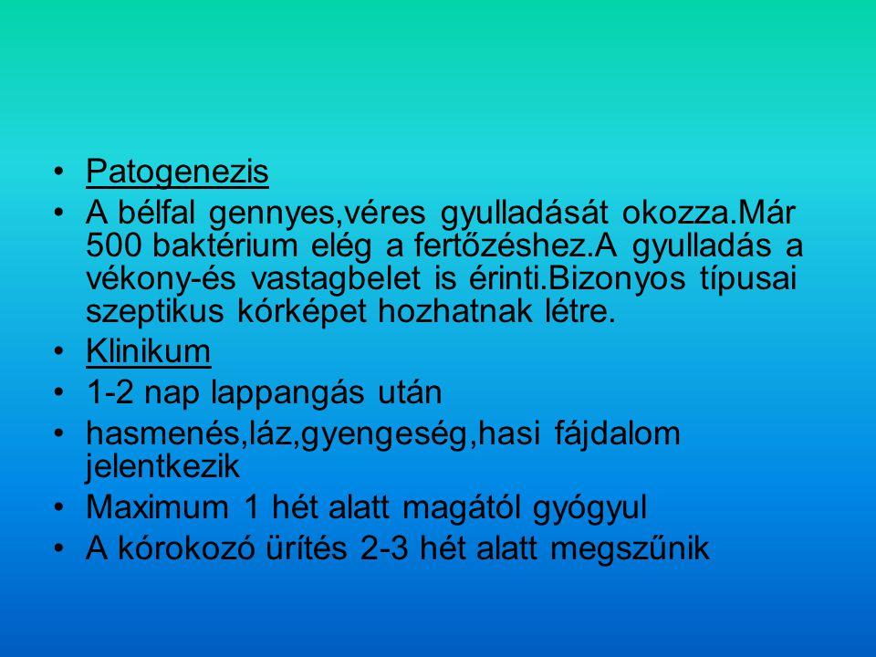 Patogenezis