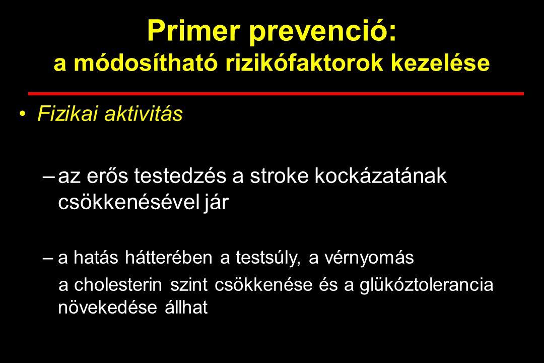 Primer prevenció: a módosítható rizikófaktorok kezelése