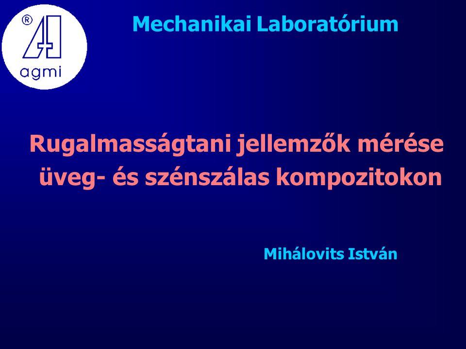 Mechanikai Laboratórium